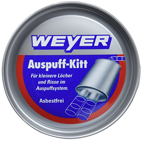 Weyer 20200 Auspuffkitt, Kit de Escape, 200 g