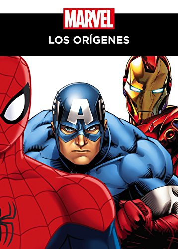 Marvel. Los Orígenes (Marvel. Superhéroes)