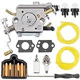 Savior 573952201 PP5020AV Carburetor for Zama C1M-W47 Poulan Pro PP5020 PP5020AVX 2 Stroke PP4818A...