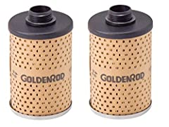 For Goldenrod Bowl fuel tank filter standard models 495 and 495-3/4 only Made in the U.S.A Standard filter for use with common fuels including regular and unleaded gasoline, diesel fuel, fuel oil, For GOLDENROD bowl fuel tank filter standard models 4...