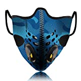 Lioncrown lazerio is india's first lazer cut technology breathing mask with N95 grade safety and exhalation valves. With very fine Lazer cuts to increase breathability while wearing the mask and reduce suffocation and maintaining the N95 security wit...