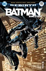 Batman Rebirth (Bimestriel) 04 de Tom KING
