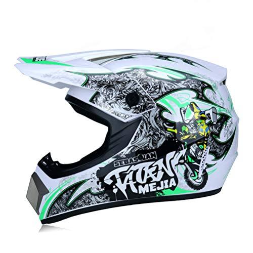 Motocicleta Adulto Motocross Off Road Casco Atv Dirt Bike Downhill Mtb Dh Racing Casco Cross Helmet Capacetes