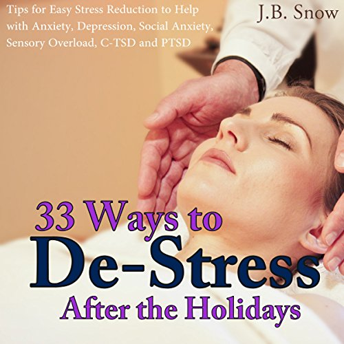 33 Ways to De-Stress After the Holidays audiobook cover art