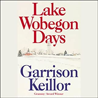 Lake Wobegon Days audiobook cover art