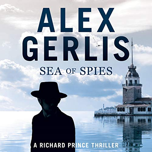 Sea of Spies cover art