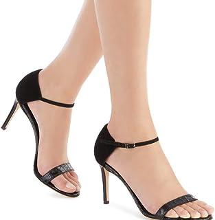 Para Mujer 44 esBotines Zapatos De Amazon Tacón zVqSMpU