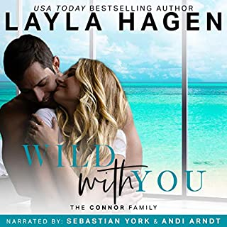 Wild with You audiobook cover art