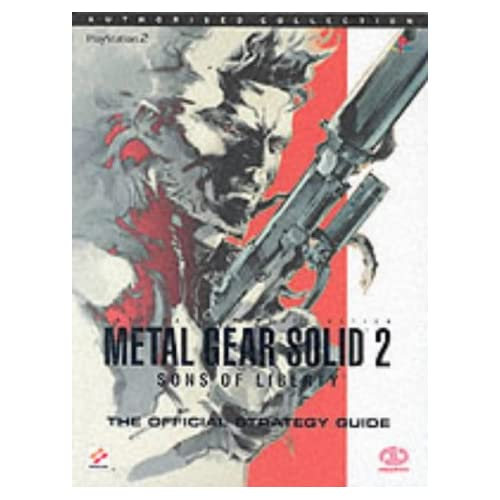 Metal Gear Solid 2: Official Strategy Guide