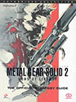 Metal Gear Solid 2 - The Official Strategy Guide de Michael Martin
