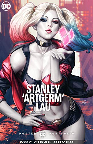 DC POSTER PORTFOLIO STANLEY ARTGERM LAU 02