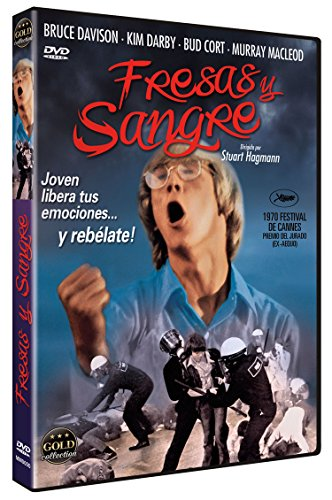 Fresas y Sangre (The Strawberry Statement) 1970 [DVD]