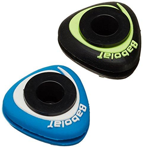 Babolat Sonic Damp X2 Amortiguador de vibración de Tenis, Unisex Adulto, Azul/Naranja, Talla Única
