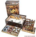 docsmagic.de Organizer Insert for Gloomhaven: Jaws of The Lion Box - Encarte