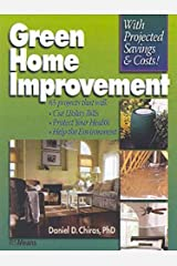 Green Home Improvement (RSMeans Book 102) Kindle Edition