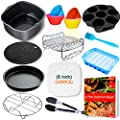 Air Fryer Accessories,Phillips Air Fryer Accessories and Gowise Air Fryer Accessories Fit all 3.7QT-4.3QT