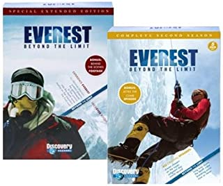 Everest: Beyond The Limit - The Complete First and Second Seasons