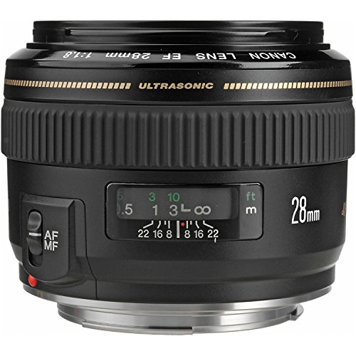 02. Canon EF 28mm f/1.8 USM Wide Angle Lens for Canon SLR Cameras Review