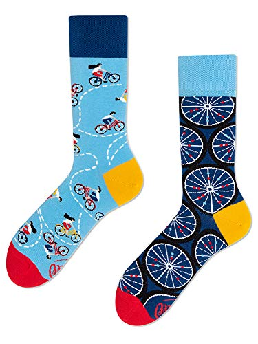 Many Mornings unisex Socken The Bicycles (35-38)