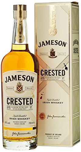 Jameson Crested Ten Blended Irish Whisky (1 x 0.7 l)