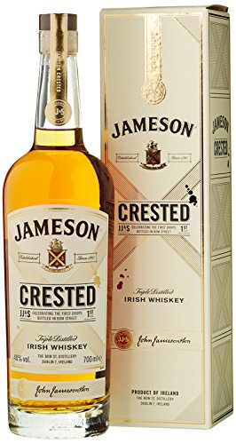 Jameson Crested Ten Blended Irish Whisky (1 x 0.7 l)
