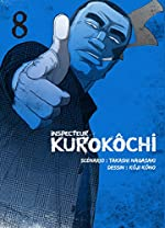 Inspecteur Kurokôchi T08 (08) de Takashi Nagasaki