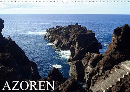 Azoren 2021CH-Version (Wandkalender 2021 DIN A3 quer)
