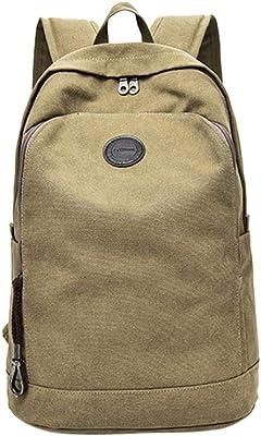 2018 Mans Canvas Backpack Travel Schoolbag Male Men Large Capacity Rucksack Shoulder School Bag Mochila Escolar