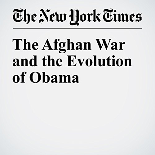 The Afghan War and the Evolution of Obama copertina