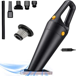 Voroly Car Vacuum Cleaner - Portable, High Power, Handheld Vacuums 6Kpa 16 Ft Cord - 12v, Auto Accessories Kit for Interio...