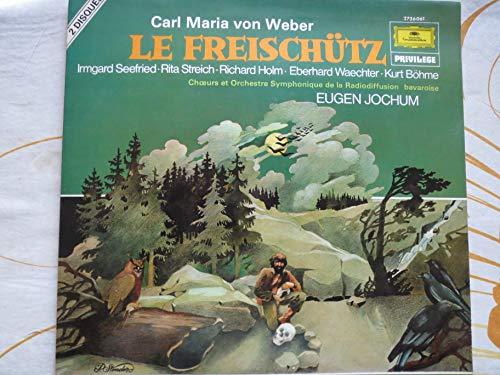 2726 061 Weber Der Freischutz Bayerischen Jochum 2xLP