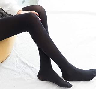 Somnus258 ブラック タイツ 大きいサイズ とても長い 190cmの身長まで メンズ 対応 黒 少女 秋 冬 春 厚い タイツ 女装 男の娘 コスチューム 小物 レディース セクシー コスプレ 高校生 秋 冬 美足 靴下 弾力がいい 静電気防止