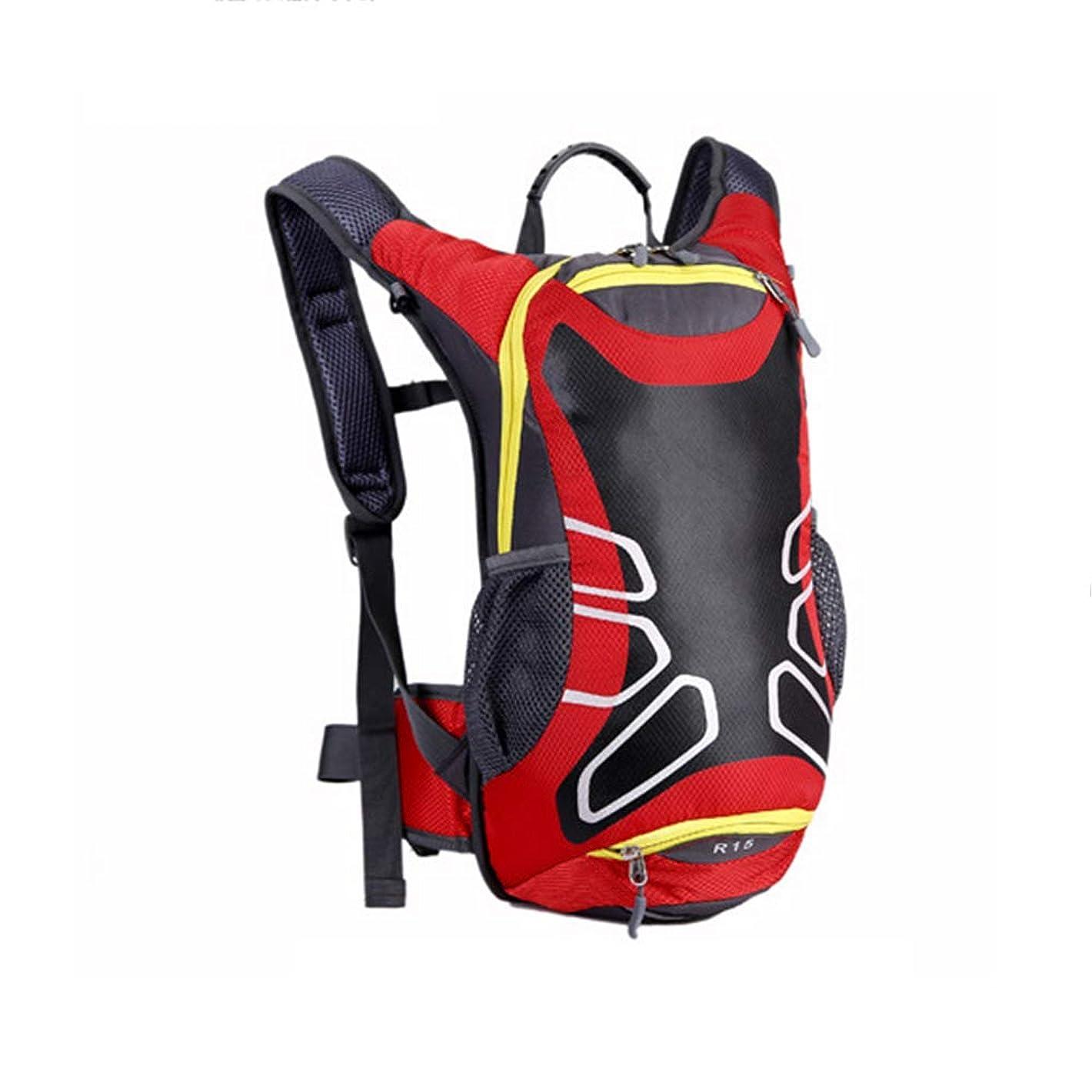 多数のブリーフケース拳サイクリングバックパック軽量多機能アウトドアトラベルバックパック防水ナイロンバックパック