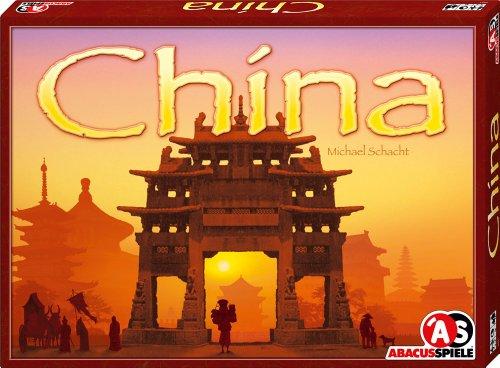 ABACUSSPIELE 04051 - China, Brettspiel