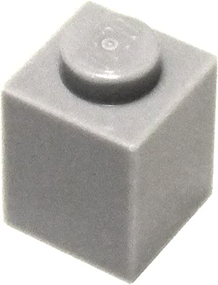 LEGO Parts and Pieces Light Gray 1x4 Brick x20 Medium Stone Grey