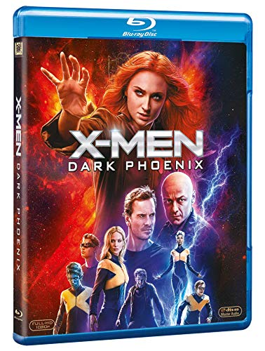 X-Man: Dark Phoenix ( Blu Ray)
