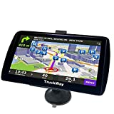 "TruckWay GPS - Pro Series Black Edition - Truck GPS 7"" inch"