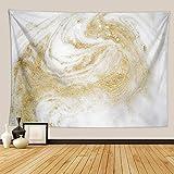 mmzki Marmor Textur Tapisserie Hintergrund Wandbehang Strandtuch FGT6040 180 * 230cm
