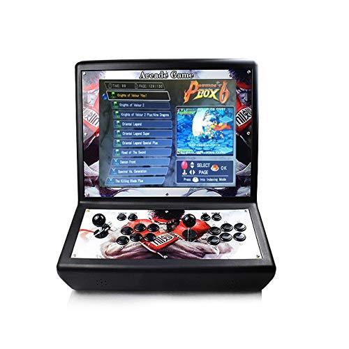 "Theoutlettablet@ - Consola Bartop Retro Maquina Arcade Video Gamepad con Pantalla LCD 19"" y Pandora Box 3D WiFi con 2448 Juegos Retro"
