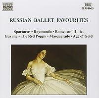 Russian Ballet Favorites