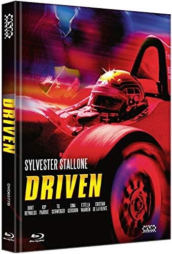 Driven [Blu-Ray+DVD] - uncut - limitiertes Mediabook Cover B