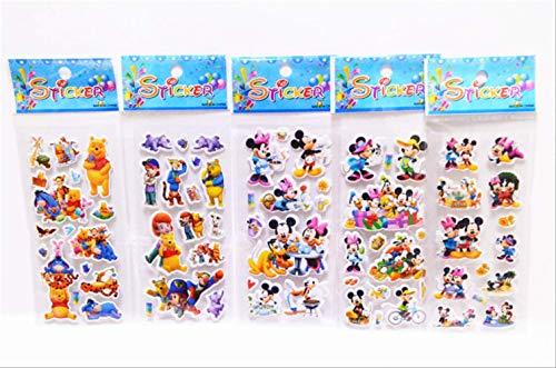 Hot Koop Cartoon Bubble Sticker PVC Sticker Bubble Sticker Kid Sticker Sticker