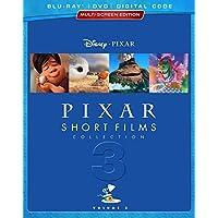 Pixar Short Films Collection 3 (2 Dvd) [Edizione: Stati Uniti] [Italia]