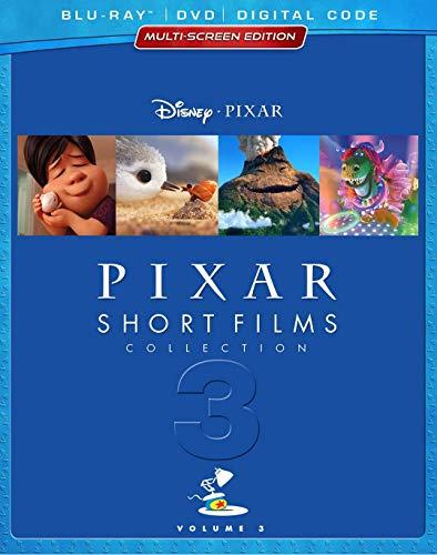 Dvd - Pixar Short Films Collection 3 (2 Dvd) [Edizione: Stati Uniti] (1 DVD)