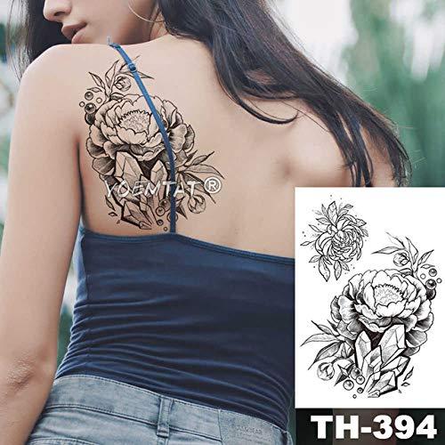 adgkitb 3 Piezas de Tatuaje Temporal a Prueba de Agua Etiqueta ...