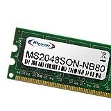 Memory Solution MS2048SON-NB802GB Memory Module–2GB Memory Modules (Laptop, Sony VAIO VGN-TZ31MN/N, VGN-TZ31VN x, VGN-TZ31WN/B (PCG-4N1M)