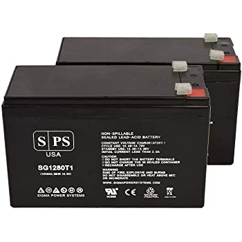 Mighty Max Battery 12V 7.2Ah Compatible Battery for UPS APC Back-UPS BR1000I 8 Pack Brand Product