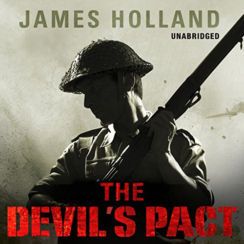 The Devil's Pact audiobook cover art
