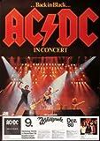 AC/DC - Back In Black, Saarbrücken 1980 »