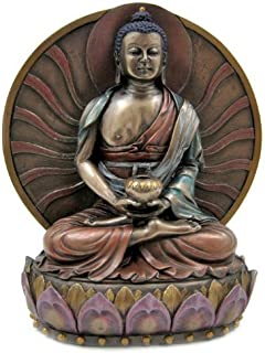 Buddha Amitabha Collectible Sculpture
